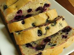 Blueberry lemon loaf - Drizzle Me Skinny!Drizzle Me Skinny!