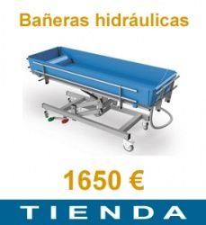 Bañeras hidráulicas en el escaparate ▸ http://www.benclinic.es/productos/blog/Carro-de-lavado-AB67-PVP-1650/888