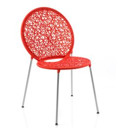 yaacov kaufman: woven seating design