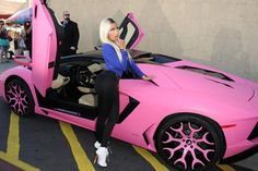 This is why you should never sell a car to Nicki Minaj