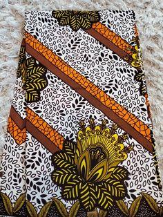 Pink  Lemon Yellow   Lime Green  Black  White Hen Motif African Print Ankara Wax Cotton Ankara Quality Fabric Sold Per Yard