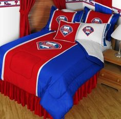 Phillies bed