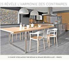 Dossier spécial : Salle à manger Made in Design