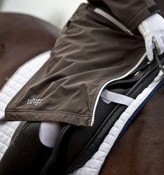 Uhip -täckkjol för ryttare    warm riding skirt