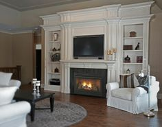Cool Rustic Natural Gas Fireplace Insert With Blower Design - Craft and Home Ideas