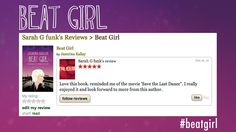 Love this book Review on #goodreads #beatgirl #fivestars #5stars #book #novel