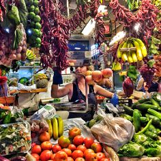 Mercado de Alicante