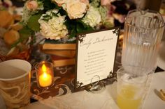 Bohemian Botanicals - Our Wedding Centerpieces