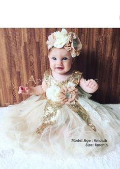 Princess Julia Dress Rose Gold Daddy daughter dance Daddy