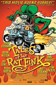 Tales of the Rat Fink...Brought to you by #House of #Insurance in #EugeneOregon