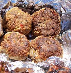 Spicy Pilchard Fishcakes recipe