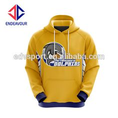 Top quality personalization design men hoodies