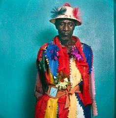 Gentleman from Haiti.