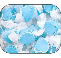 Blue Raspberry Salt Water Taffy