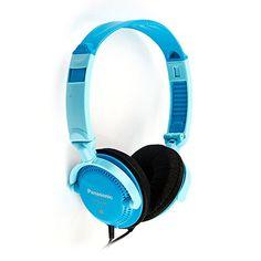 Sale Preis: Panasonic RP-DJS200E-A Kopfhörer blau. Gutscheine & Coole Geschenke für Frauen, Männer & Freunde. Kaufen auf http://coolegeschenkideen.de/panasonic-rp-djs200e-a-kopfhoerer-blau