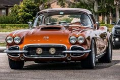 1962 Corvette...Re-pin brought to you be #EugeneInsurance #CarInsuranceAgency at #HouseofInsuranceEugene #ClassicCarInsurance