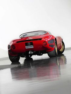 Alfa Romeo Tipo 33 Stradale (by Auto Clasico)