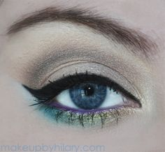 Tutorial: Cool Summers Eve. all the color is on the bottom and the neutrality is at the top. I like it!