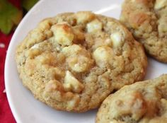 Wonderful Apple Butterscotch Cookies - Afternoon Baking With Grandma