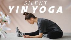 Yin Yoga, Yoga Meditation, Yoga Fitness, Health Fitness, Fitness Workouts, Cassey Ho, Pop Pilates, Blogilates, Yoga Videos