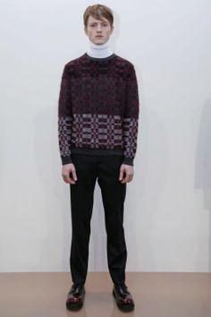 Image - Pringle of Scotland @ London Menswear A/W 2014 - SHOWstudio - The Home of Fashion Film
