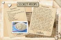 Recipe Card Potato Salad (American)