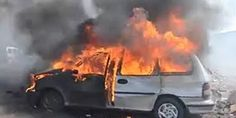 Car bombs target pro-government militia in #Yemen, 10 dead