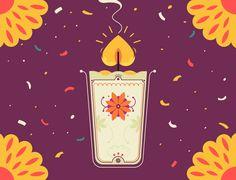 Ofrenda de Día de Muertos on Behance