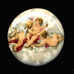 ceramic button!