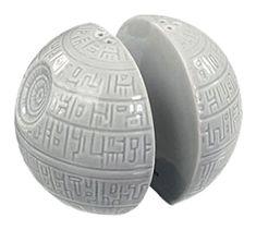 Star Wars Death Star Salt & Pepper Shakers Underground Toys https://www.amazon.com/dp/B01DM5PD7Y/ref=cm_sw_r_pi_dp_x_0dSfybHVYJN72