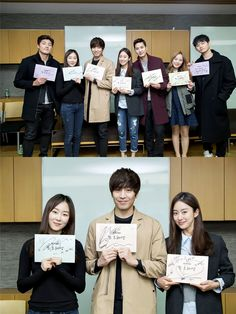 """""""Oh Hae-Young Again"""" finishes script reading, scheduled to air after """"Pied Piper"""" @ HanCinema :: The Korean Movie and Drama Database Ye Ji Won, Jeon Hye Bin, Another Miss Oh, Heo Young Ji, Lee Jae Yoon, Eric Mun, Seo Hyun Jin, Script, It Cast"""