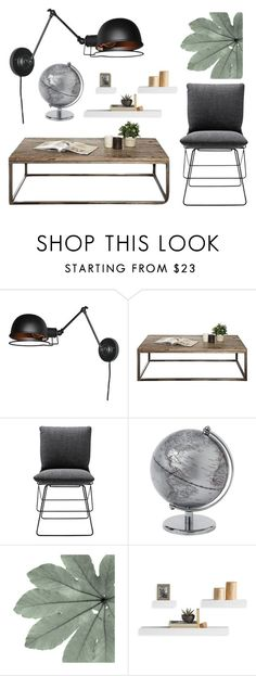 """""""Wall Lamp GIVEAWAY"""" by eva-jez on Polyvore featuring interior, interiors, interior design, home, home decor, interior decorating and Driade"""