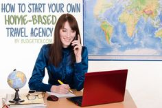 Start your own Travel Agency
