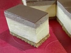 Čokoládová kremeška - recept Food And Drink