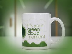 Our green cloud moment