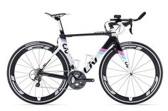 Giant Liv Envie Advanced TRI 1 Womens 2016 Road Bike from Wheelies