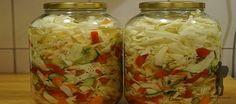 Hungarian Csalamádé - Hungarian pickles