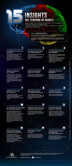 15 Entresijos de cómo funciona el 'cerebro' de Google | socialmedia network