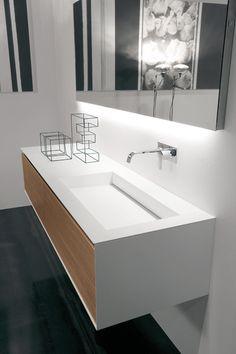Wash basins | Wash basins | Myslot 190 | antoniolupi | Nevio. Check it out on Architonic