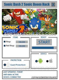 Sonic Dash 2: Sonic Boom Cheats, Tips, & Hack for Rings & Red Rings  #Adventure #Arcade #Sonic #SonicDash2 #Strategy http://appgamecheats.com/sonic-dash-2-sonic-boom-cheats-tips-hack-rings-red-rings/