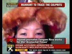 Woman journalist shot and injured in Arunachal  http://www.newsx.com/videos/woman-journalist-shot-injured-arunachal