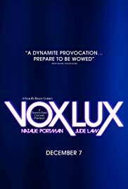 Vox Lux Poster Now And Then Movie Movies To Watch Full Movies Online