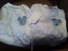 Camisetas personalizadas con ositos amigurumi