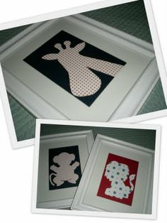 DIY nursery wall art . SO EASY! i have to do this!!!