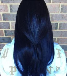 20 Awesome Blue Black Hair Looks To Raise Charm - Megan Griggs - Blue Hair Black Girl, Pastel Purple Hair, Blue Ombre Hair, Hair Color Purple, Hair Dye Colors, Hair Color For Black Hair, Cool Hair Color, Dark Hair With Blue, Black To Blue Ombre