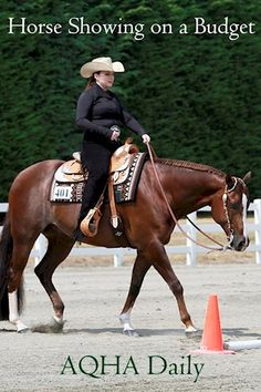 AQHA: Horse Showing on a Budget: Amateurs and Pros Share Tips