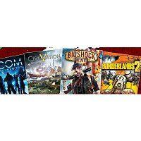 2K Essential Collection (PCDD): Borderlands 2, XCOM, Civ V, BioShock Infinite $17