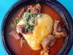 Goat Meat Pepper Soup Dooney S Kitchen