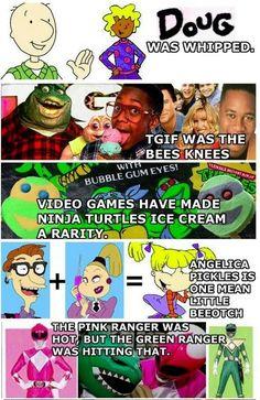 90's Kid Logic