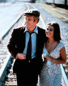 Natalie Wood and Robert Redford - This Property Is Condemned (1966)